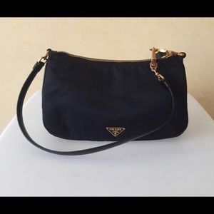 Prada Mini Nylon Bag. Reposh!